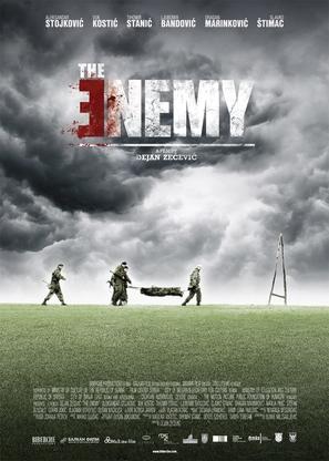 Neprijatelj - Serbian Movie Poster (thumbnail)