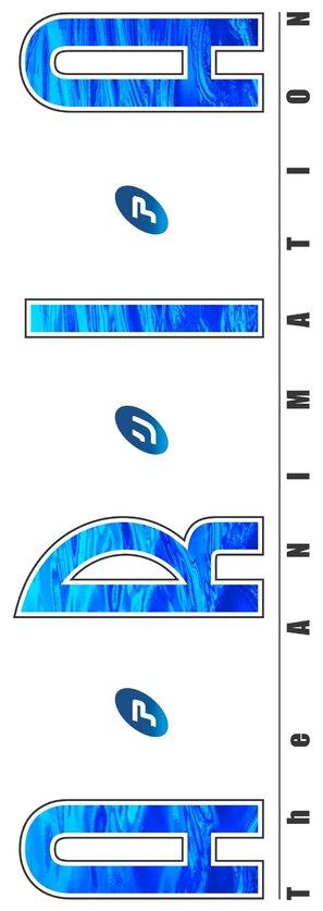 """Aria: The Animation"" - Japanese Logo (thumbnail)"