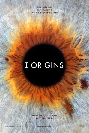 I Origins - Movie Poster (thumbnail)