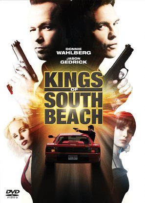 Kings of South Beach - DVD cover (thumbnail)