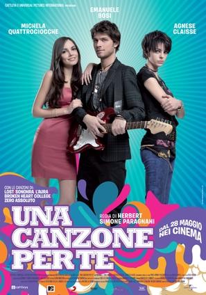 Una canzone per te - Italian Movie Poster (thumbnail)