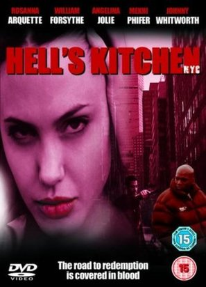 Hell's Kitchen - British DVD movie cover (thumbnail)