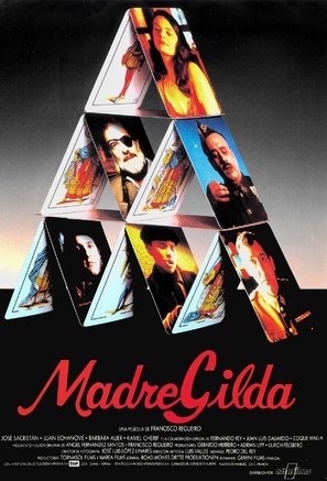 Madregilda - Spanish Movie Poster (thumbnail)