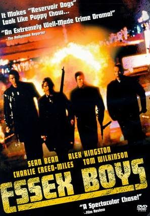Essex Boys - poster (thumbnail)