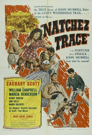 Natchez Trace - Movie Poster (thumbnail)