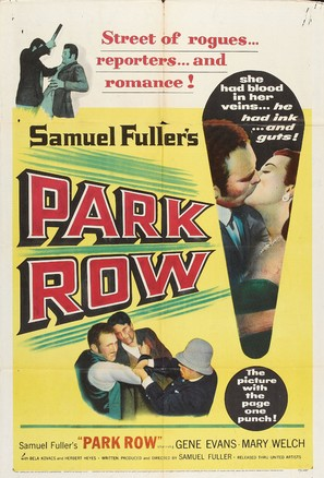 Park Row - Movie Poster (thumbnail)