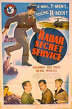 Radar Secret Service - Movie Poster (thumbnail)