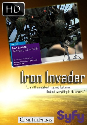 Iron Invader - Movie Poster (thumbnail)