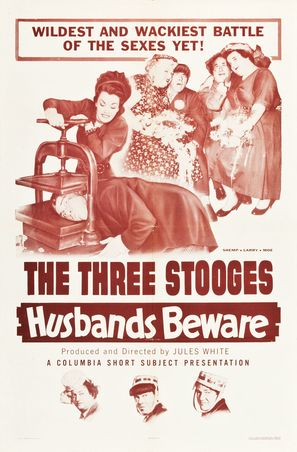 Husbands Beware - Movie Poster (thumbnail)