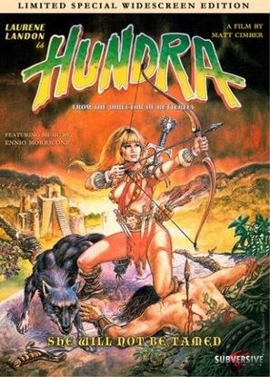Hundra - DVD cover (thumbnail)