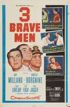 Three Brave Men - Movie Poster (thumbnail)