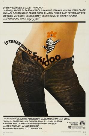 Skidoo - Movie Poster (thumbnail)