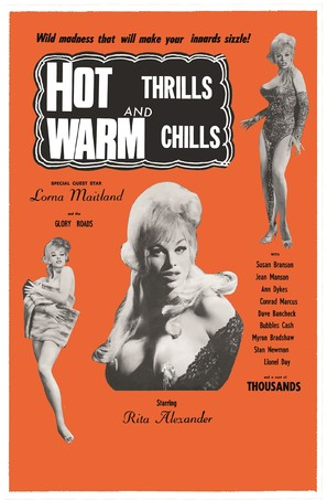 Hot Thrills and Warm Chills - Movie Poster (thumbnail)