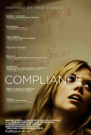 Compliance - Movie Poster (thumbnail)
