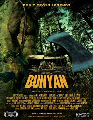 Axe Giant: The Wrath of Paul Bunyan - Movie Poster (thumbnail)