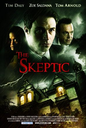 The Skeptic - Movie Poster (thumbnail)