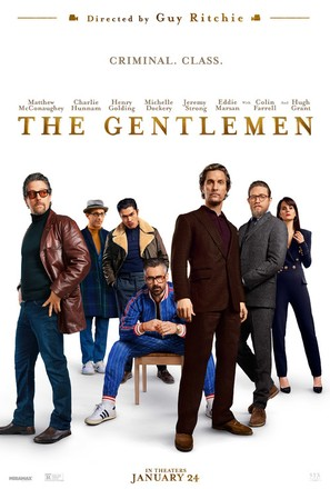 The Gentlemen - Movie Poster (thumbnail)