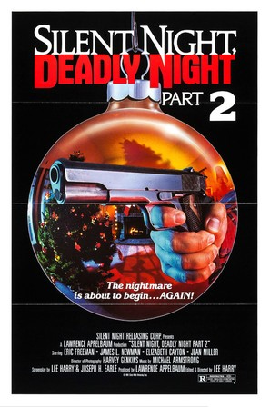 Silent Night, Deadly Night Part 2 - Movie Poster (thumbnail)