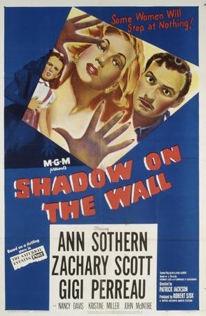 Shadow on the Wall - Movie Poster (thumbnail)