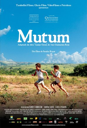 Mutum - Brazilian Movie Poster (thumbnail)