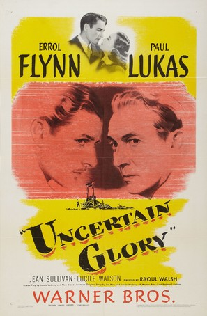 Uncertain Glory - Movie Poster (thumbnail)