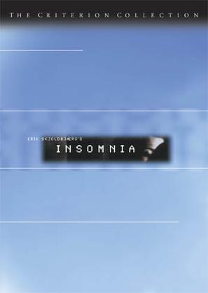 Insomnia - DVD movie cover (thumbnail)