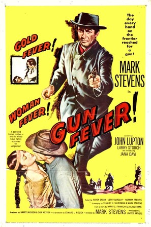 Gun Fever - Movie Poster (thumbnail)