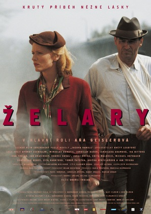 Zelary - Czech Movie Poster (thumbnail)