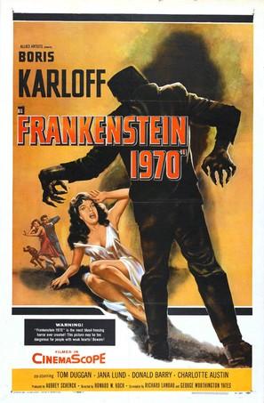 Frankenstein - 1970 - Movie Poster (thumbnail)