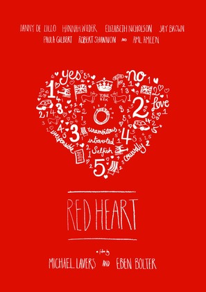 Red Heart - British Movie Poster (thumbnail)