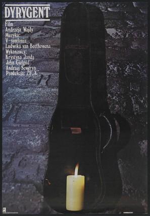 Dyrygent - Polish Movie Poster (thumbnail)