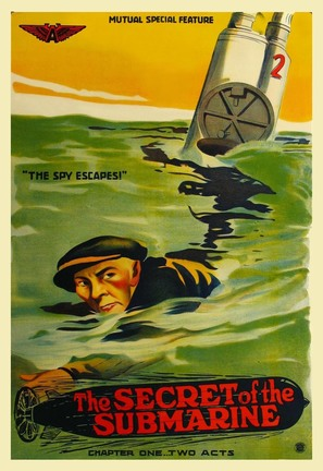 The Secret of the Submarine - Movie Poster (thumbnail)