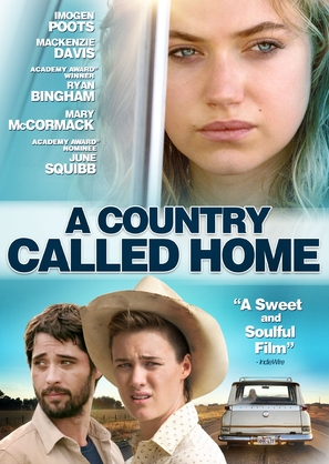 A Country Called Home - DVD movie cover (thumbnail)