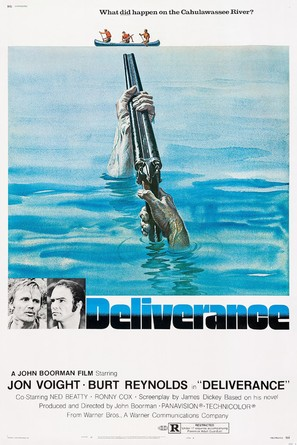 Deliverance - Movie Poster (thumbnail)