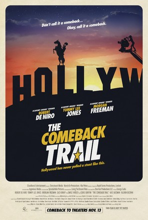The Comeback Trail - Movie Poster (thumbnail)
