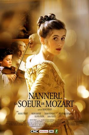 Nannerl, la soeur de Mozart - French Movie Poster (thumbnail)