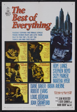 The Best of Everything - Movie Poster (thumbnail)