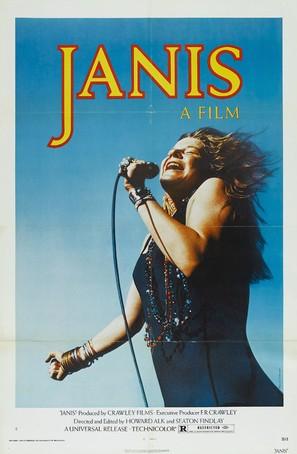 Janis - Movie Poster (thumbnail)