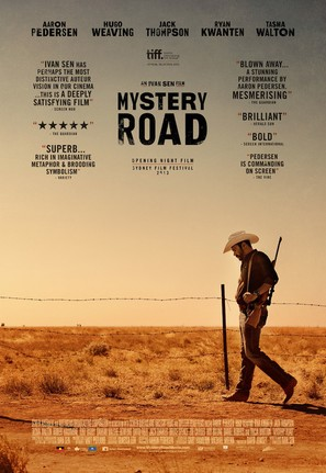 Mystery Road - Australian Movie Poster (thumbnail)