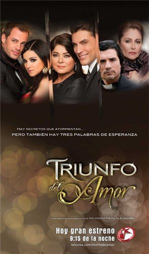 """Triunfo del amor"" - Movie Poster (thumbnail)"