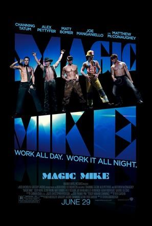 Magic Mike - Movie Poster (thumbnail)