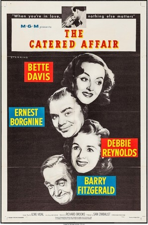 The Catered Affair - Movie Poster (thumbnail)