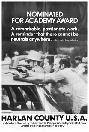 Harlan County U.S.A. - Movie Poster (thumbnail)