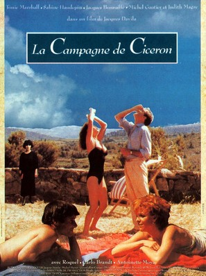 La campagne de Cicéron - French Movie Poster (thumbnail)