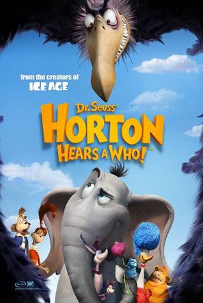 Horton Hears a Who! - Theatrical movie poster (thumbnail)
