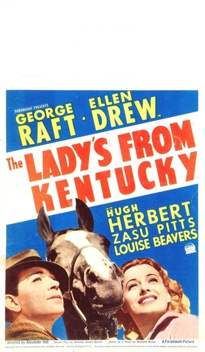 The Lady's from Kentucky - Movie Poster (thumbnail)
