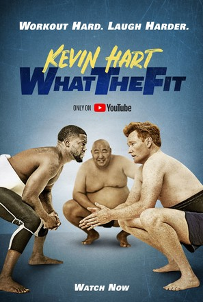 """Kevin Hart: What the Fit"" - Movie Poster (thumbnail)"