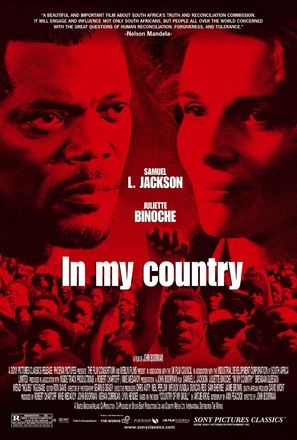 In My Country - Movie Poster (thumbnail)