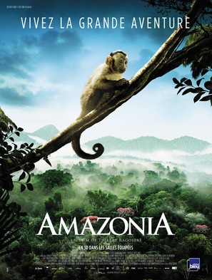 Amazonia - French Movie Poster (thumbnail)