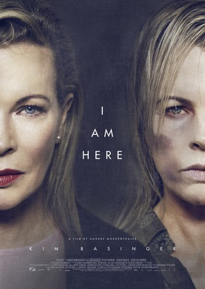 I Am Here - Danish Movie Poster (thumbnail)